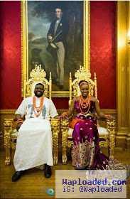 Checkout The Pre Wedding Photos From The Guobadia Royal Family in Benin